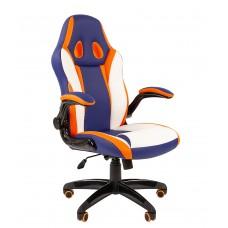Кресло для геймеров Chairman GAME 15 MIXCOLOR