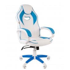 Кресло для геймеров Chairman GAME 16 WHITE