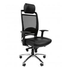 Кресло для руководителя Chairman Ergo 281 chrome