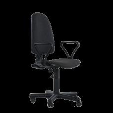 Кресло Prestige GTP, серая ткань C-38