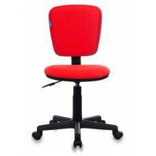 Кресло Бюрократ Ch-204NX красный 26-22 крестовина пластик