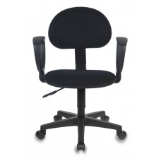 Кресло Бюрократ Ch-213AXN черный 10-11 крестовина пластик