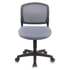 Кресло Бюрократ CH-296NX темно-серый сиденье серый 15-48 крестовина пластик