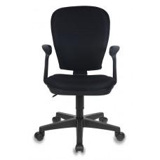 Кресло Бюрократ Ch-513AXN черный JP-15-2 крестовина пластик