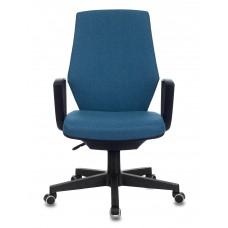 Кресло Бюрократ CH-545 синий 38-415 крестовина пластик