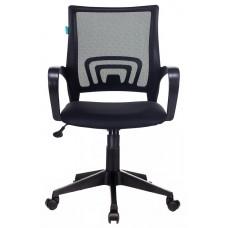 Кресло Бюрократ CH-695N черный TW-01 сиденье черный TW-11 сетка/ткань крестовина пластик