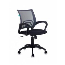 Кресло Бюрократ CH-695N темно-серый TW-04 сиденье черный TW-11 сетка/ткань крестовина пластик
