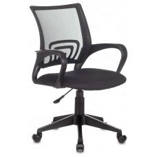 Кресло Бюрократ CH-695NLT черный TW-01 сиденье черный TW-11 сетка/ткань крестовина пластик