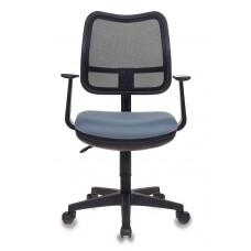 Кресло Бюрократ Ch-797AXSN черный сиденье серый 26-25 сетка/ткань крестовина пластик