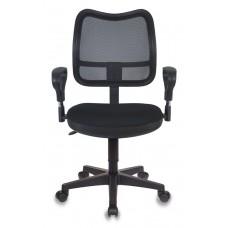 Кресло Бюрократ Ch-799AXSN черный TW-01 сиденье черный 26-28 крестовина пластик