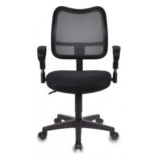 Кресло Бюрократ Ch-799AXSN черный TW-01 сиденье черный TW-11 сетка/ткань крестовина пластик