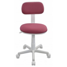 Кресло детское Бюрократ CH-W201NX розовый 26-31 крестовина пластик пластик белый