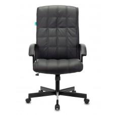 Кресло руководителя Бюрократ CH-823AXSN черный искусственная кожа крестовина металл черный