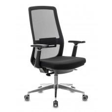 Кресло руководителя Бюрократ MC-915 черный TW-01 26-B01 сетка/ткань крестовина алюминий