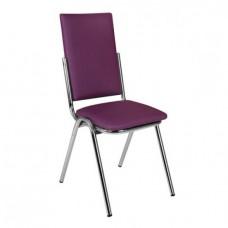 Стул Гильермо темно-фиолетовый