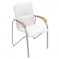 Стул-кресло Самба, белый