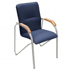 Стул-кресло Самба, синий