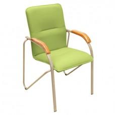 Стул-кресло Самба, зеленый