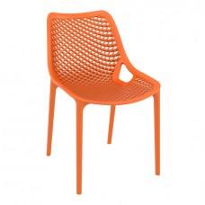 Стул пластиковый Air, оранжевый
