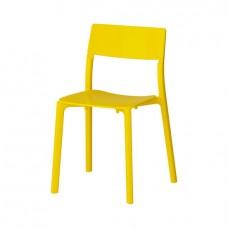 Стул Шоле желтый