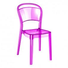 Стул Во Фиолетовый, пластиковый