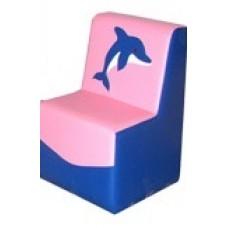Кресло детское Дельфин