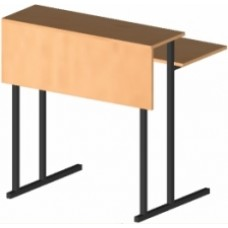 Стол компьютерный на металлокаркасе