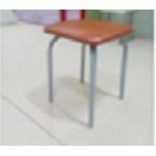 Табурет для столовой мягкий МУЗ13М 30*30*45 см эко кожа