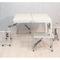 Стол складной алюминиевый СТ.011