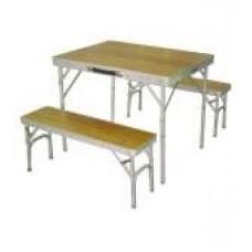 Набор складной мебели СТ5 бамбук