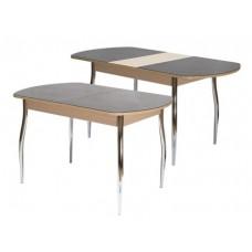 Стол Гала-1 (раздвижной) ножки хром