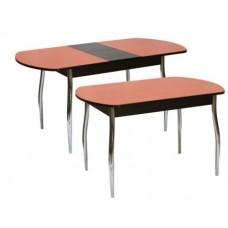 Стол Гала-2 (раздвижной) ножки хром