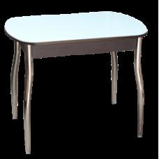 Стол Гала-5 ножки хром