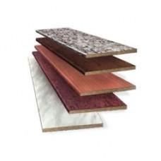Столешница с облицовкой пластиком торцовка пластиком 100*70 см высота 3,2 см