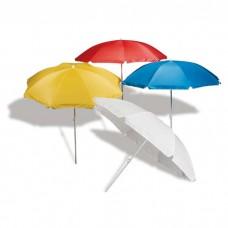 Зонт 3540 Sony 180 см однотонный с наклоном