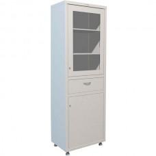 Шкаф медицинский металлический MD 1 1760 R-1