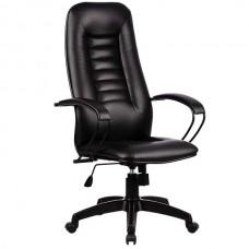 Кресло офисное Сенатор экокожа пятилучие пластик