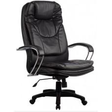 Кресло офисное LK-11 кожа пятилучье пластик