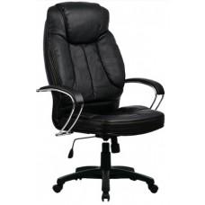 Кресло офисное LK-12 кожа пятилучье пластик