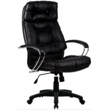 Кресло офисное LK-14 кожа пятилучье пластик
