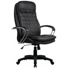 Кресло офисное LK-3 кожа пятилучье пластик