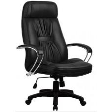 Кресло офисное LK-7 кожа пятилучье пластик