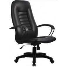 Кресло офисное LP-2 кожа пятилучье пластик