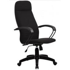 Кресло офисное Пилот-1 ткань пятилучье пластик