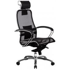 Кресло офисное Самурай S-2