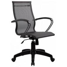 Кресло офисное SkyLine S-2 (B,Pl) сетка пятилучье пластик