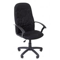 Кресло офисное РК-152 ткань пятилучье пластик