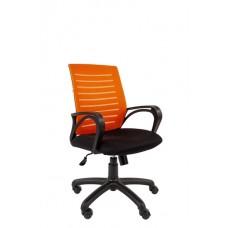 Кресло офисное РК-16 ткань пятилучье пластик