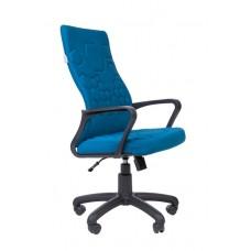 Кресло офисное РК-164 экокожа пятилучье пластик