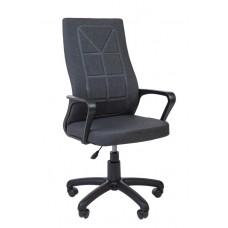 Кресло офисное РК-170 ткань пятилучье пластик